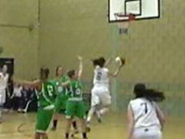 Lady Rocks vs Tayside Musketeers SW