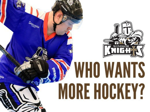Who Wants More Hockey? - Knights announce additional sessions!
