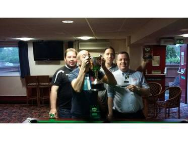 The 2016 Summer Cup Winners - The PRINCE OF WALES-A TEAM