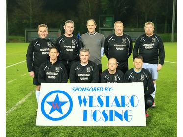 Straide & Foxford United Masters Team