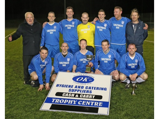 Ballina Town - Oliver Kelleher Masters Cup Winners