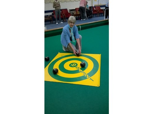 Fun Bowls night at Madeira a great success