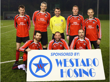 Ballyhaunis Town Masters Team