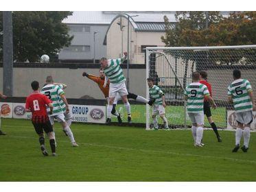 Castlebar Celtic B v Westport United B - 13/09/20