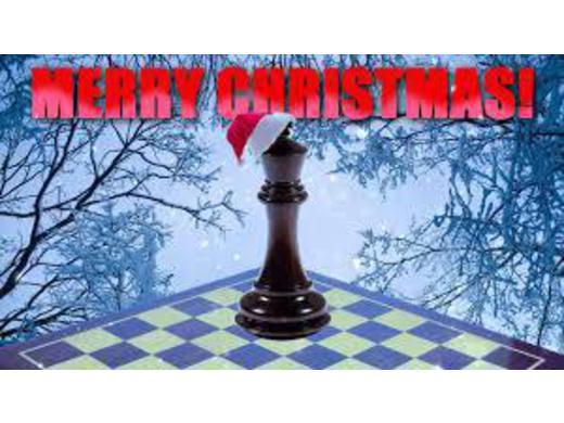 The Christmas Break Begins
