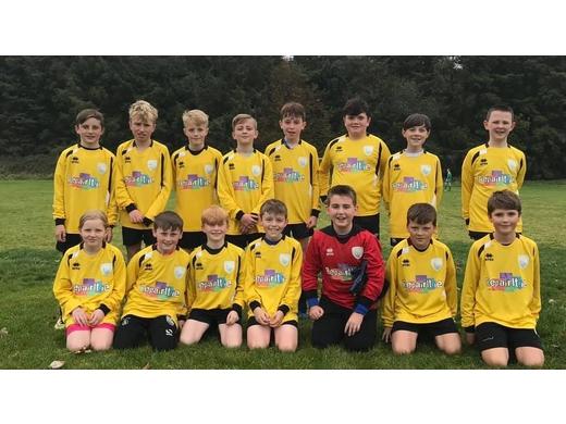 Castlelack U12 - 2018 Season