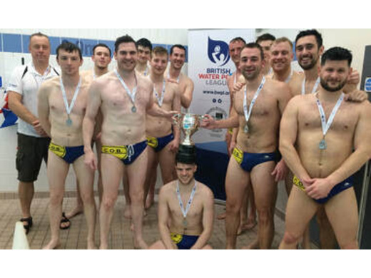 City of Birmingham - British Water Polo League Men's Championship 3 Winners