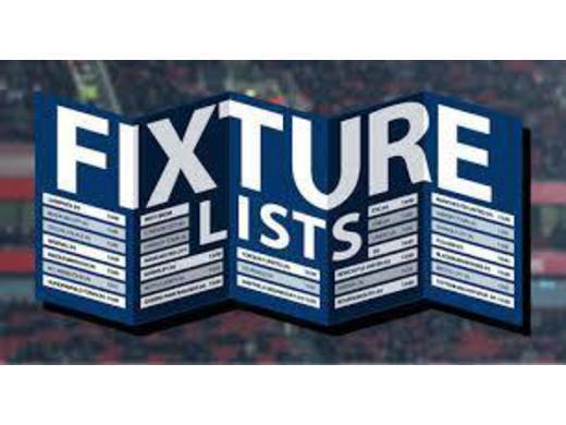 Fixtures 2016