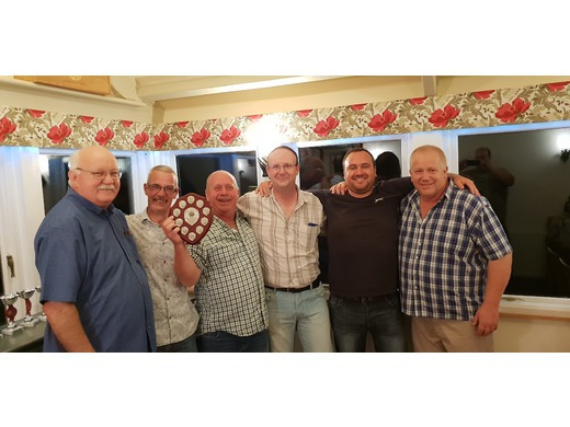 VSCB winners Runabout trophy Summer 2018