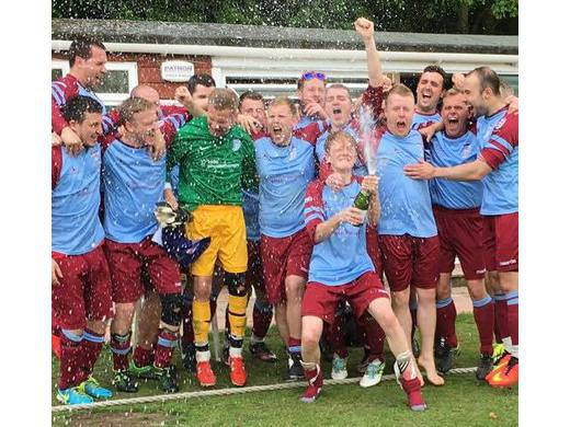 Mersham Reserves Clinch Division Three Title