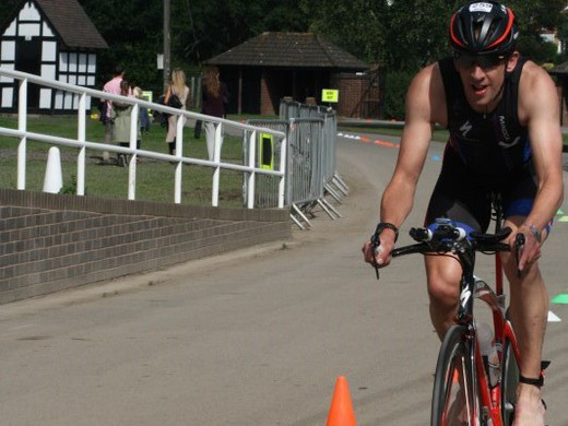 Shrewsbury Tri - bike leg