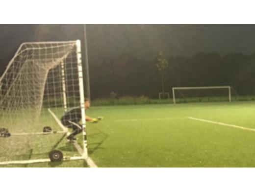 Reich Master penalty v Maccabi Blue - Sept 19
