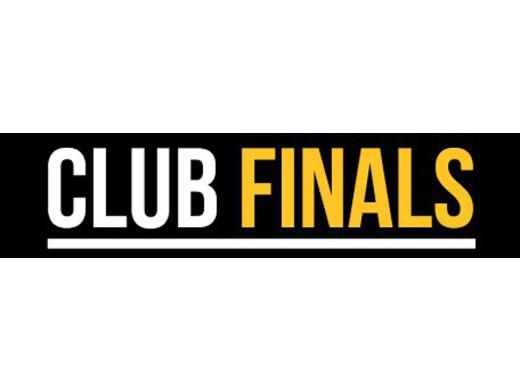 Club Finals weekend - April 13th/16th