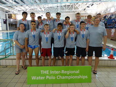 West Midlands under 16 boys 2019