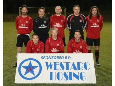 Westport United Masters Team