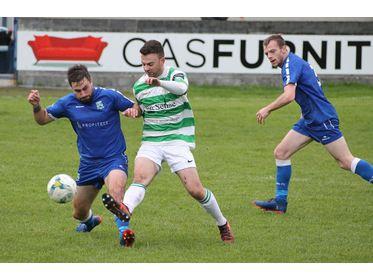 Castlebar Celtic v Manulla - 15/09/2018