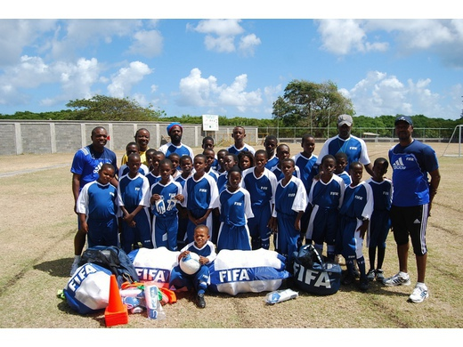 GFA seeks to sustain Grassroots Centres in Carriacou.
