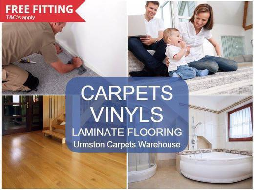 Urmston Carpets
