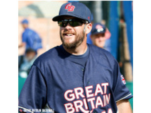 ​Will Lintern appointed Pitching & Catching Coordinator for Great Britain Baseball
