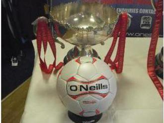 ONEILLS DALTON CUP THE ROAD TO TOLKA PARK