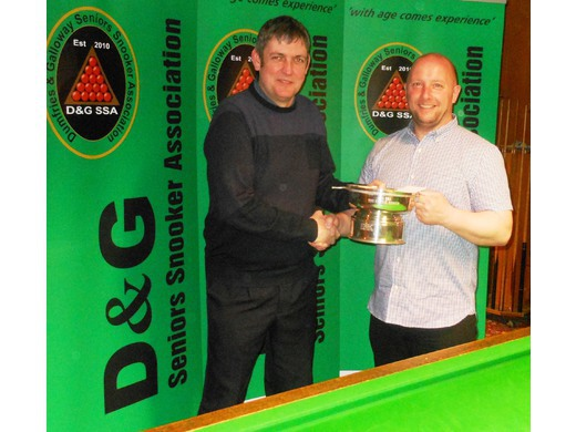 SINGLES CHAMPION: PAUL WHELAN