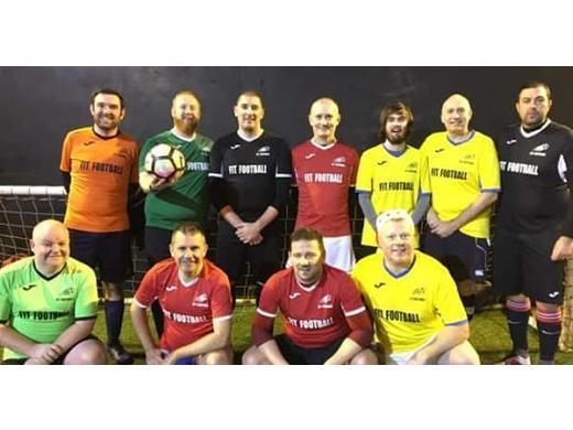 FIT FOOTBALL - MENS HEALTH AND WELL BEING
