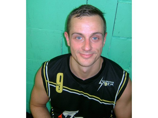 Storm 'B' Player of the Week 