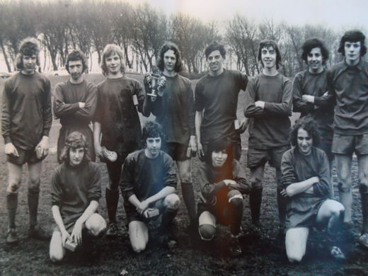 1965-66 Prestwich Casuals Juniors