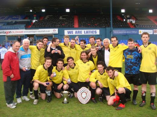 2009-10 Haroldeans (MJSL Champions)