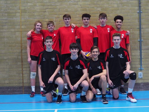 Redhill School takes Volleyball England trials by storm