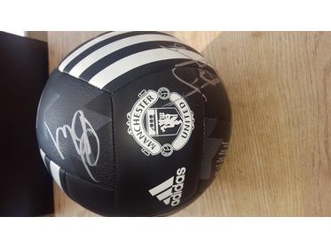 MUFC Signed Ball