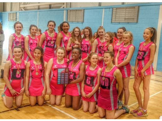 Leeds District Netball Trials 2015-16