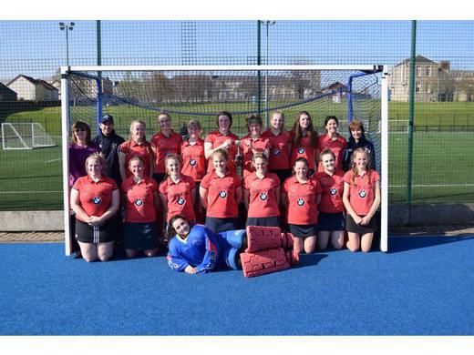 Madras Ladies Win League Cup
