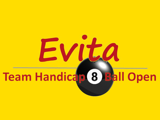 Evita Open - Scotch Doubles Handicap Tournament - Saturday 21st November
