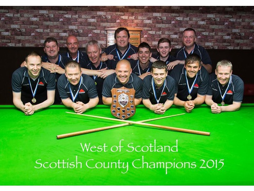 West Of Scotland (Champions)