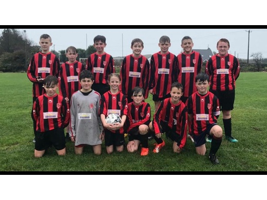 Bunratty United U13 - 2018 Season