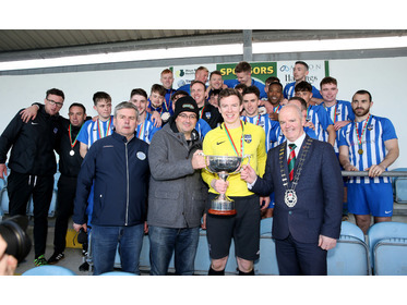 Ballina Town - Connacht Gold Super Cup Winners 2018