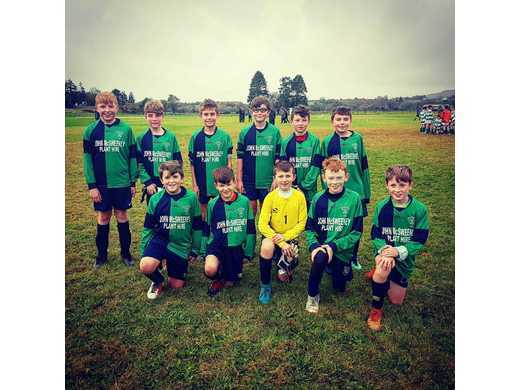Atletico Bantry Bay Rovers U12 - 2018 Season