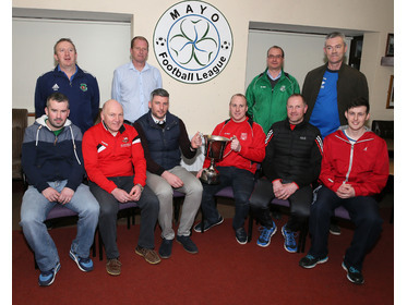 Elverys Sports Super League Managers at Official Launch Night