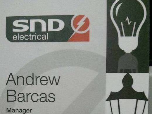 SND Electrical (Manchester) Ltd