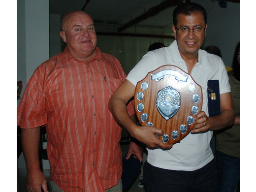 End of year party 23rd May 2014. (2013/14 season)