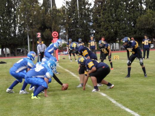 LMFA Cadete.- Camioneros Black Demons juegan por el Campeonato 2013