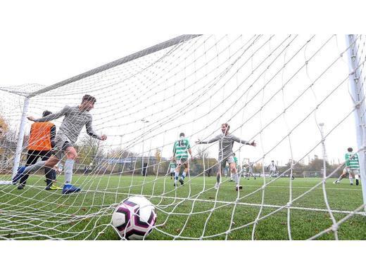 Faithfold Green v Borussia Barnet - 24 Nov 19