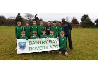 Bantry Bay Rovers U12 - Skechers SFAI National Cup - Nov 2019
