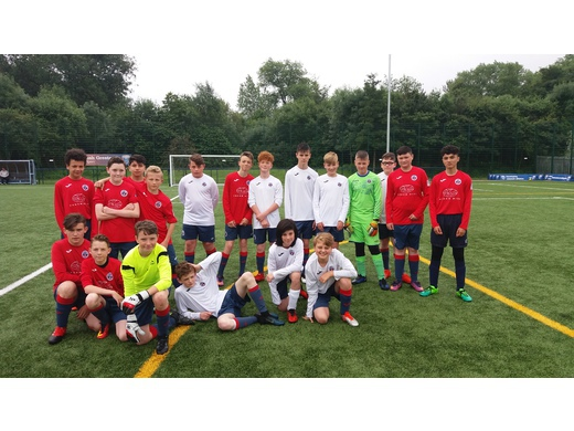 U14 Squad -  Final Day of 2016/17 Season