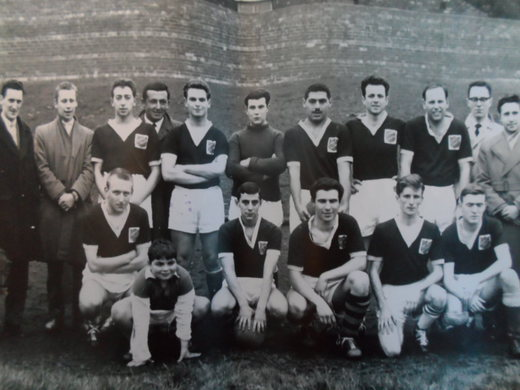 1966-67 Prestwich Casuals 1st