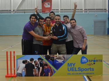 Kwik Cricket Tournament Winners