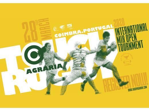 Torneio Internacional de Touch Rugby - Agrária Coimbra