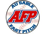Au Sable Forks Fast Pitch - Logo