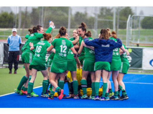 Irish U16 & U18 Trial Squads